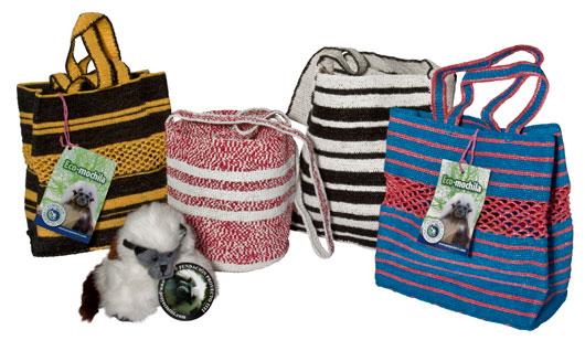 Eco-mochilas