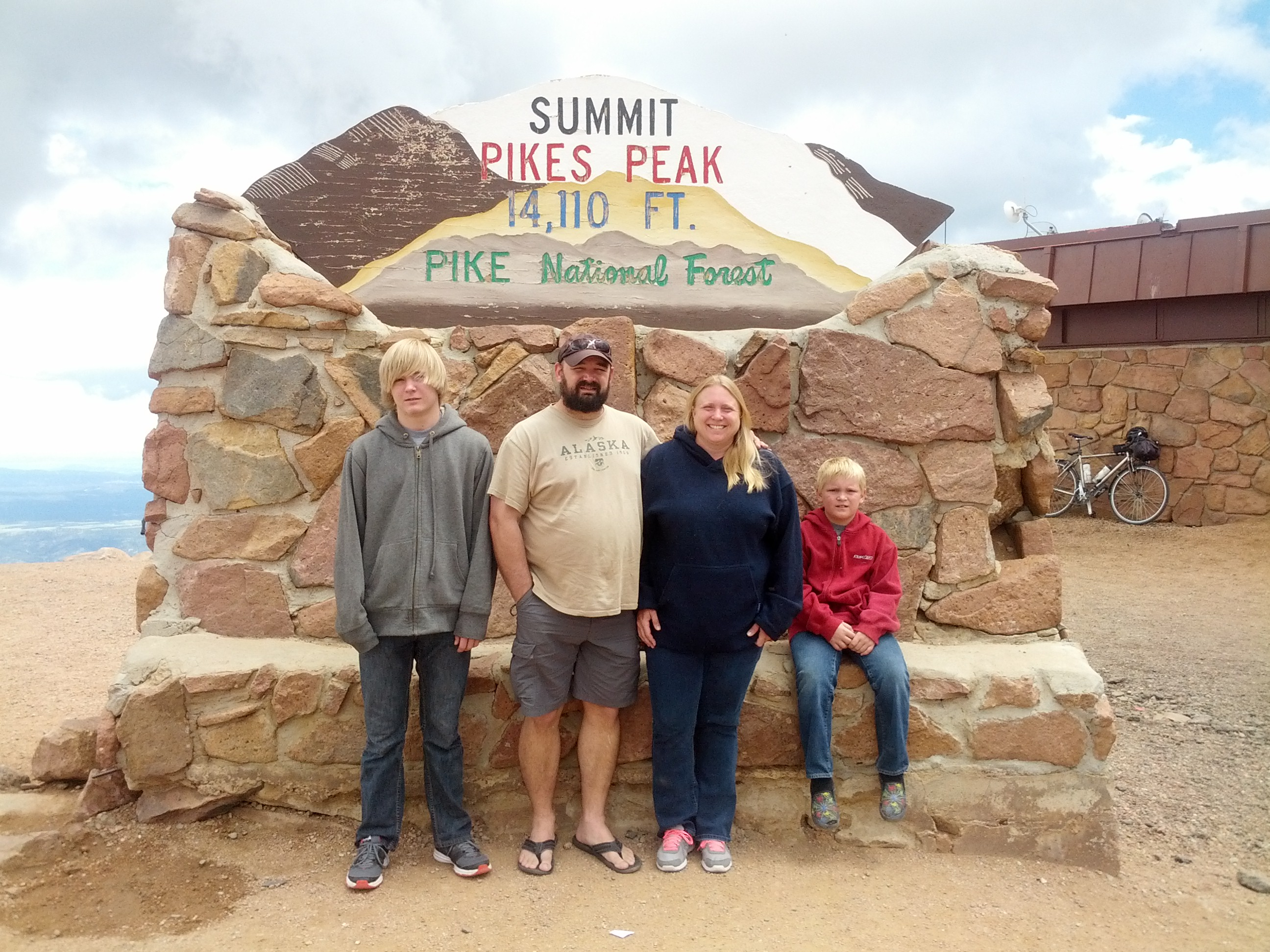 pikes peak with a little help from my friends state of wilderness