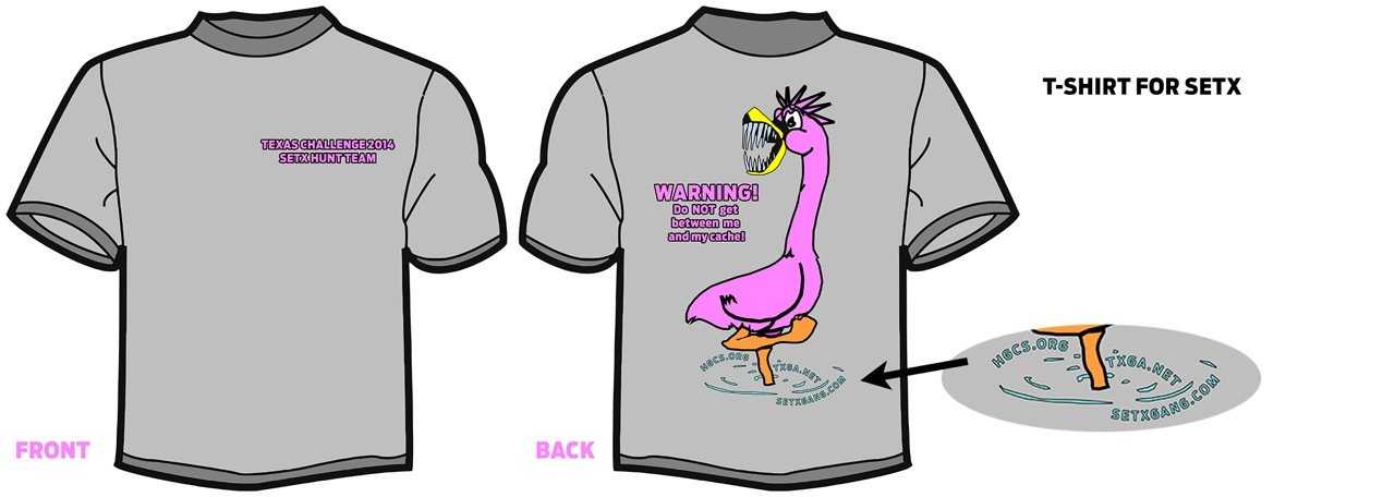 2014 TC shirt mockup front and back
